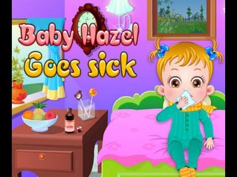 Baby Hazel Goes Sick Gameplay Walkthrough Youtube