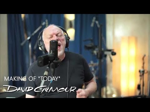 Watch David Gilmour Detail New Single 'Today' in Making-Of Video