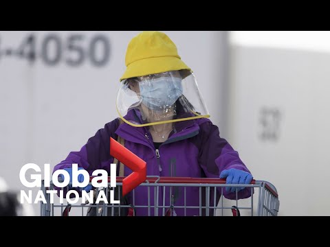 Global National: April 3, 2020 | Ontario provides COVID-19 modelling projections