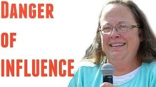 Kim Davis - The danger of Hate speech