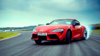 Is the new Toyota Supra too... 'BMW'? | Top Gear: Series 27