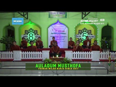 Auladum Musthofa - FesBan Milad Narju Ridlo 2017