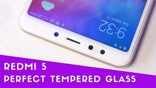 Redmi 5 Tempered Glass | Best Full Glue Edge to Edge Glass For Redmi 5?