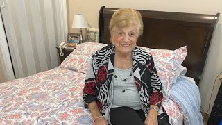 Lời nhắn của cụ bà 90 tuổi đánh bại Covid-19 (VOA)