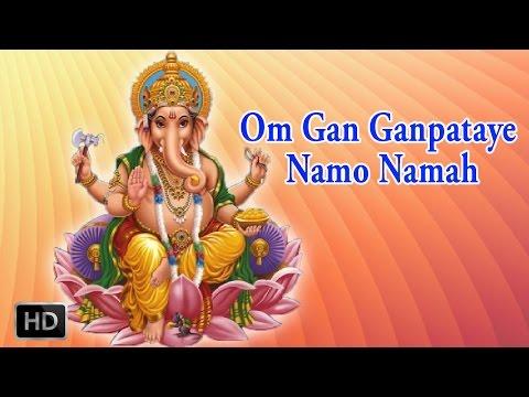 Om Gan Ganpataye Namo Namah - Ganesh Mantra - Ganesh Chaturthi - Malgudi Shubha
