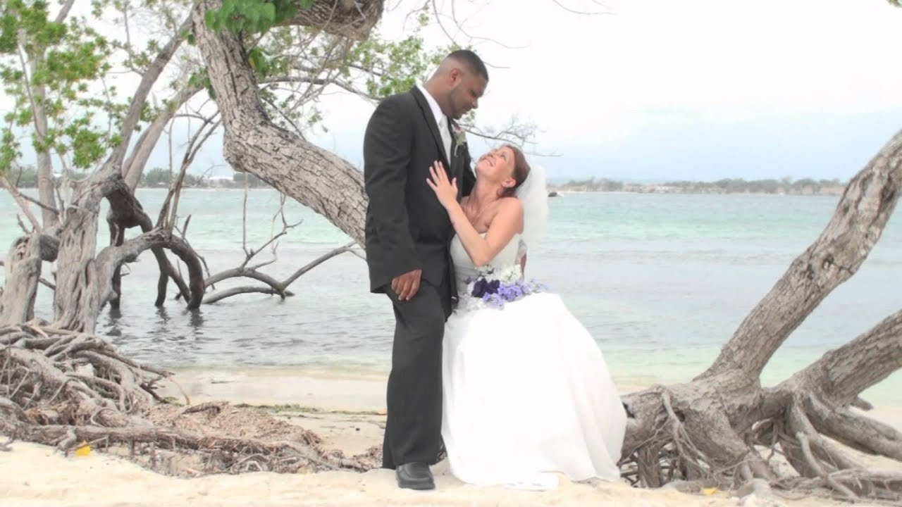 2017 05 21 Wedding At The Hotel Riu In Negril Jamaica Video 5 Photo Shoot On Beach