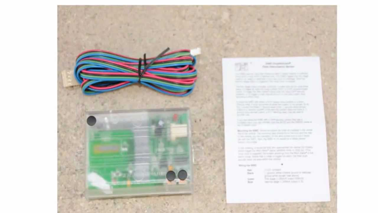 hight resolution of proximity radar motion sensor dei 508d any car alarm mp4