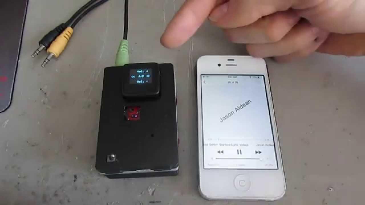 Hand Gesture Controlled Bluetooth Audio Link Handi Youtube Pontiac Fiero Gt Charging System Circuit