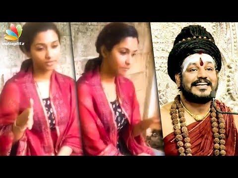 Priya Bhavani Shankar Becomes a Nithyananda Follower ? | Hot Tamil Cinema News