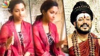 Priya Bhavani Shankar Becomes a Nithyananda Follower ?   Hot Tamil Cinema News