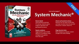 System Mechanic v 17.0.1.11 serial key 2018 حصريا عملاق اصلاح وتسريع الكمبيوتر