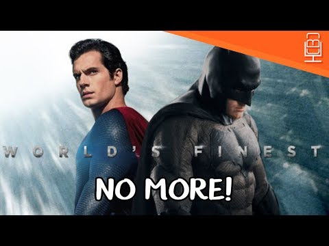 NO MORE Batman & Superman from WB Says Reports