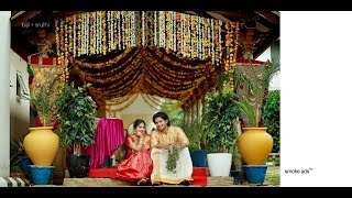 Cover images traditional hindu wedding     Bijil + Sruthy