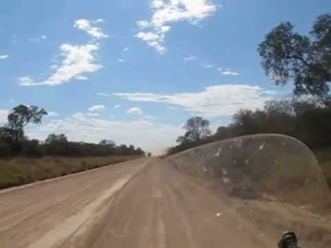 Chaco Paraguay bike exploration of, (part 1 of 6)