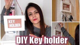 Diy Vintage Home Deco /decoraciÓn: Key Holder