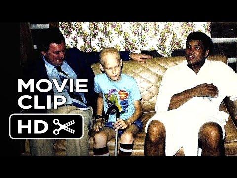 I Am Ali Movie CLIP - Meeting a Boy with Cancer (2014) - Muhammad Ali Documentary HD Mp3