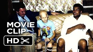 I Am Ali Movie CLIP - Meeting a Boy with Cancer (2014) - Muhammad Ali Documentary HD