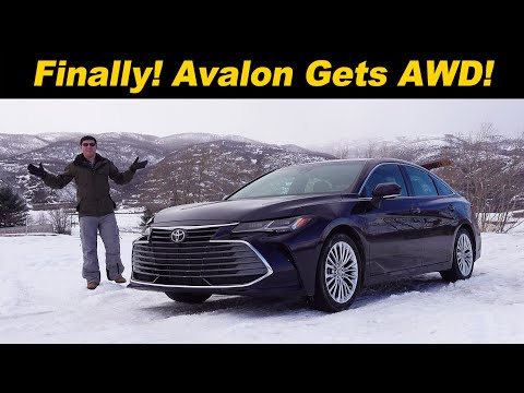 2019 toyota avalon debuts 5 things you need to know 2018 detroit auto show youtube 2019 toyota avalon debuts 5 things you