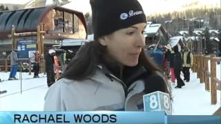 Beaver Creek Opening Day Rachael Woods Mountain Safety 11 25 15