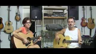 Big Yellow Taxi (Paved Paradise) Duo Acoustic Cover
