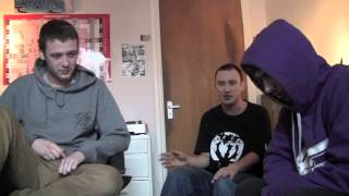 HF TV - BVA MC, Dirty Dike & Leaf Dog (Freestyle)