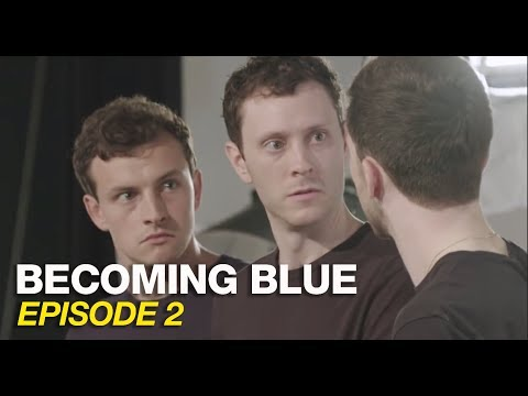 Teaching YOU to Act in Blue Man Group Unconventional Acting Class | BECOMING BLUE (EP 2/6)