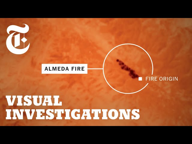 How an Oregon Wildfire Became One of the Most Destructive | Visual Investigations
