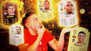 LAS MEJORES PLANTILLAS DE FIFA 21