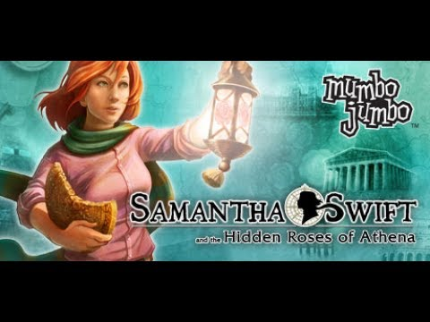 Samantha Swift And The Hidden Roses Of Athena - Walkthrough: Scepter of Zeus
