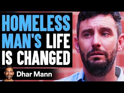 Homeless Man's LIFE