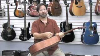 Guitar Review: Jasmine S35 by Takamine