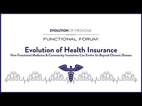 May 2018 Functional Forum: Evolution of Health Insurance