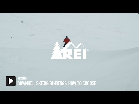 Downhill Skiing Bindings: How to Choose