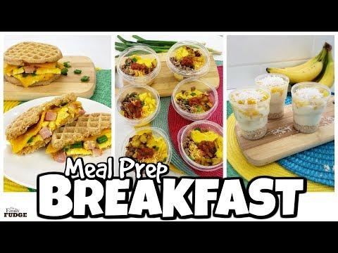 Easy Kid Friendly BREAKFAST Ideas ☀️ Family Meal Prep Ideas