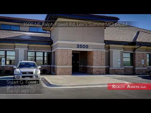 3500 Ralph Powell Road  Video  Class A Office Space