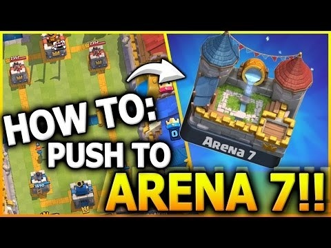 Clash royale best extreme trophy deck from builders for Best builders workshop deck