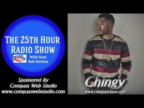Chingy - Multi Platinum Rapper/Singer - Actor - Full Dekk Music