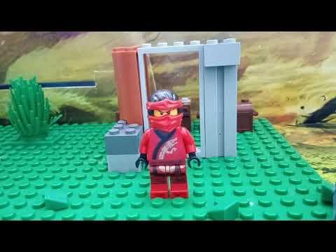 Episode 1 of Lego Minecraft series