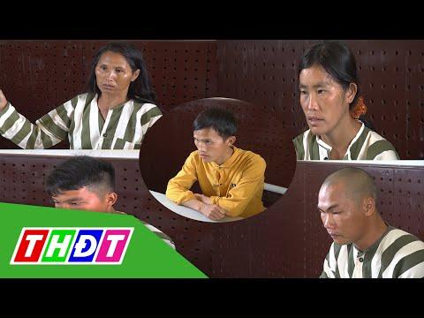 Đắk Nông: Khởi tố 5 đối tượng mua bán ma túy | THDT