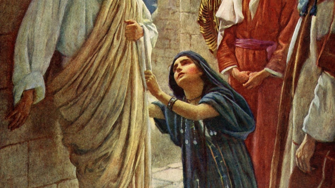 Redeemer of Israel: The Healing Touch and the Woman with an