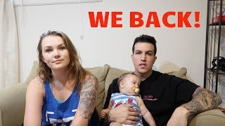 Our First Family VLOG! - the Suits fam