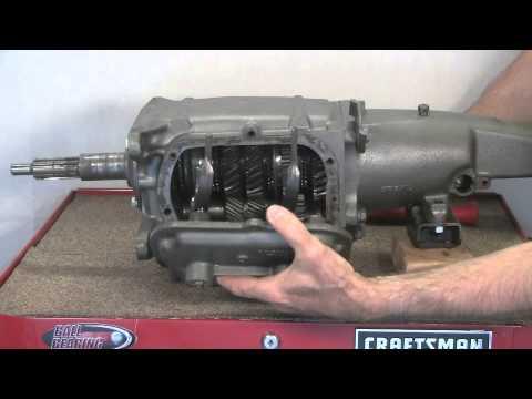 Saginaw 4-Speed Rebuild - by teachmecars com