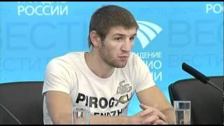 Пресс-конференция Пирог - Мартиросян