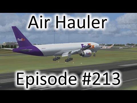 FSX | Air Hauler Ep. #213 - Sao Paulo to Buenos Aires | 777F