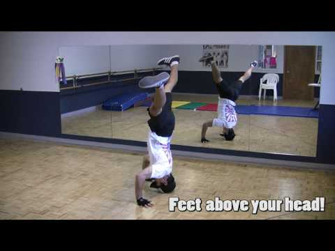 How to Breakdance | Learn Headspin