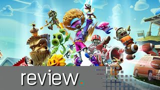 Plants vs Zombies: Battle for Neighborville Review - Noisy Pixel