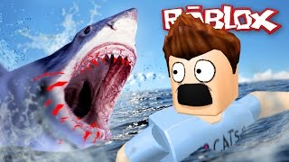Roblox Adventures / Murder Mystery 2 / Jaws Shark Attack!