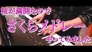 名曲たっぷりすぎ!『さくらメドレー』【魂の寿司唄#11】