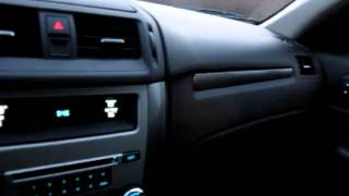 2012 Ford Fusion review part 1