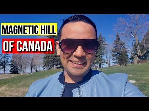 NO GRAVITY WORKS HERE!!! Magnetic Hill Canada || Brampton-Orangeville || Toronto Drivers